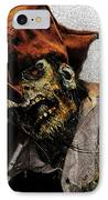 Davey Jones IPhone Case by David Lee Thompson