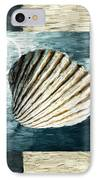 Day At The Beach IPhone Case by Lourry Legarde