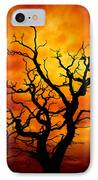Dead Tree IPhone Case