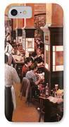 Dentro Il Caffe IPhone Case by Guido Borelli