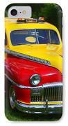 Desoto Skyview Taxi IPhone Case