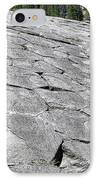 Devils Postpile - Nature And Science IPhone Case by Christine Till