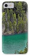 Diabolo Lake North Cascades Np Wa IPhone Case by Christine Till