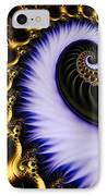 Digital Wave IPhone Case