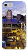 Docked In Monte Carlo IPhone Case
