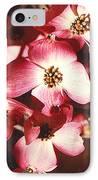 Dogwood Harmony IPhone Case
