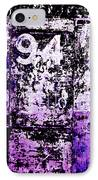Door 94 Perception IPhone Case by Bob Orsillo