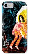 Down In The Cellar IPhone Case by Sushila Burgess
