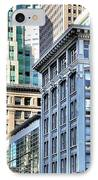 Downtown San Francisco IPhone Case by Julie Gebhardt