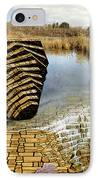 Drain - Mendon Ponds IPhone Case