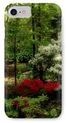 Dreaming Of Spring IPhone Case by Sandy Keeton