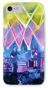 Dru's Night With Um IPhone Case by Patricia Arroyo