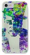 Duke Ellington IPhone Case by Naxart Studio