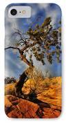 Dusk Dance IPhone Case by Skip Hunt