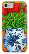 Dutch Delight IPhone Case by Lisa  Lorenz