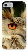 Eagle Owl IPhone Case