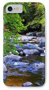 Early Autumn Along Williams River IPhone Case