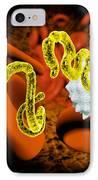 Ebola Virus IPhone Case