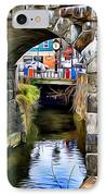 Ellicott City Bridge Arch IPhone Case
