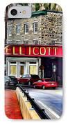 Ellicott City IPhone Case