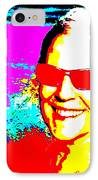 Ellie On Sunday IPhone Case by Eikoni Images