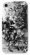 Emett: Lunacycle, 1970 IPhone Case by Granger