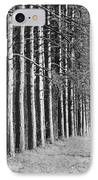Enchanted Forest IPhone Case by Luke Moore