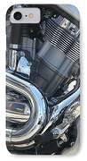 Engine Close-up 1 IPhone Case