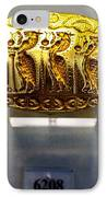 Enthroned Goddess IPhone Case by Andonis Katanos
