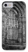 Entrance To Cong Abbey Cong Ireland IPhone Case