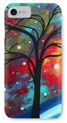 Envision The Beauty By Madart IPhone Case