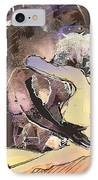 Eroscape 09 2 IPhone Case