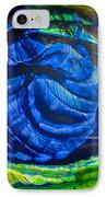 Eyeing A Storm IPhone Case