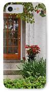 Fairhope Doorway IPhone Case by Michael Thomas