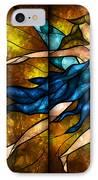 Fairy Tetraptych IPhone Case by Mandie Manzano
