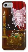 Fairy Treasure IPhone Case by Roz Eve