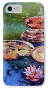 Fall Colors On The Pond IPhone Case