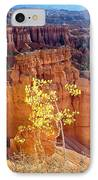 Fall In Bryce Canyon IPhone Case