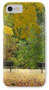Fall Series 12 IPhone Case by Anita Burgermeister