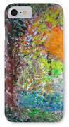 Fall Sun IPhone Case by Jacqueline Athmann