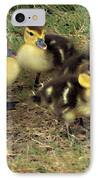 Family Portrait IPhone Case by Angelina Vick