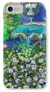 Fantasy Fountain IPhone Case