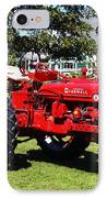 Farmall At The Country Fair IPhone Case by Andrew Pacheco
