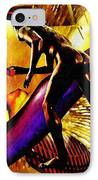 Feeding The Fire Within IPhone Case by Sarah Loft