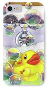 Feelin Ducky IPhone Case