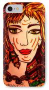 Female Animal IPhone Case