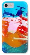 Ferrari F1 Racing IPhone Case by Naxart Studio