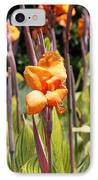 Field For Iris IPhone Case