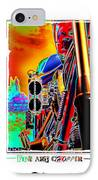 Fine Art Chopper I IPhone Case by Mike McGlothlen