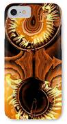Fired Up IPhone Case